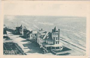QUEBEC, Canada, 1900-1910's; Chateau Blanc, Bonaventure, Bonaventure Beach