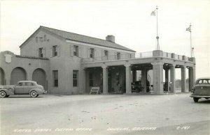 AZ, Douglas, Arizona, Customs Office, L.L. Cook No. C-141, RPPC