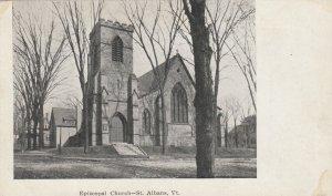 ST ALBANS , Vermont , 1898-1907 , Episcopal Church