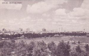 Texas Amarillo Skyline