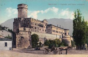Italy Trento castello del buon consiglio