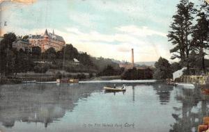 Ireland Cork In the Fitz Gerald Park, Boat 1907