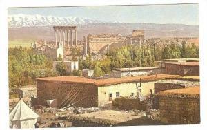 Balbek - L'Acropole , Lebanon , 00-10s