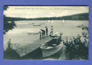Center Tuftonboro, New Hampshire/NH Postcard, Wm Lawrence Camp