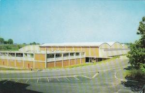 North Carolina Raleigh Physical Education & Intramural Building North Car...