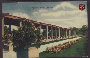 Garfield Park,Chicago,IL Postcard