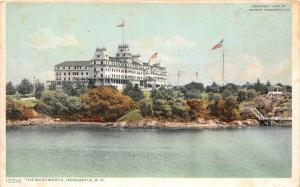 New Hampshire Newcastle, The Wentworth Hotel