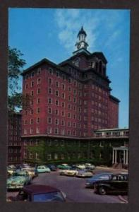 NY Syracuse Memorial Hospital NEW YORK POSTCARD PC