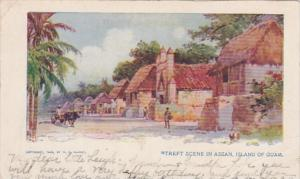 Guam Street Scene In Assan