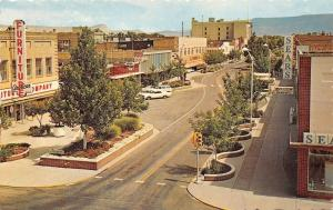 Grand Junction Colorado~Main Street~Sears~Maid-Rite Cafe~JC Penney~1960s Cars~PC