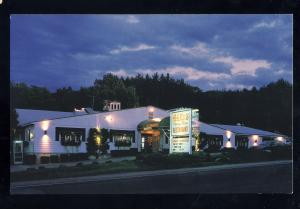 Meredith, New Hampshire/NH Postcard, Hart's Turkey Farm & Restaurant