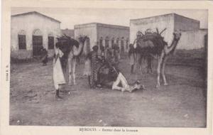 Djibouti , 00-10s ; Retour dans la brousse