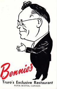 Bennie's Restaurant - Truro NS, Nova Scotia, Canada