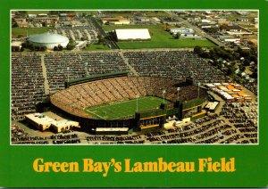 Wisconsin Green Bay Lambeau Field Home Of The Green Bay Packers