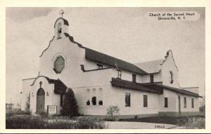 New York Gloversville Church Of The Sacred Heart Dexter Press