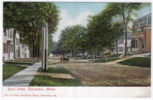 Thomaston, Maine, Knox Street