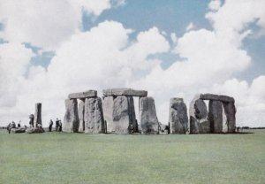Stonehenge , UK , 1950-70