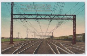 Grand Trunk Railway , Port Huron Ont