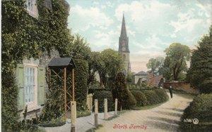 NORTH FERRIBY , Yorkshire , England , 1900-10s ; Pier & Bridge