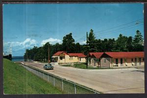 Parkside Motor Court,Macinaw City,MI BIN