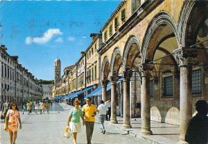 B67985 Croatia Dubrovnik The Ponza Palace