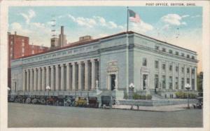 Ohio Dayton Post Office 1923 Curteich