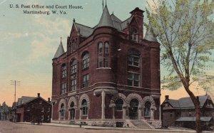 MARTINSBURG , West Virginia , 1914 ; U.S. Post Office & Court House