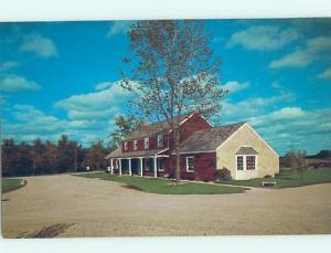 Pre-1980 RESTAURANT SCENE Delavan - Near Elkhorn & Janesville Wisconsin WI G8224