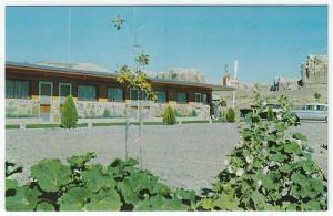 Bluff, Utah, Early View of Mokee Motel