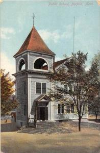 25966 MA, Nortfolk, 1909, Public School