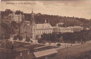 Edifices S. Anne de Beaupre, Quebec, Canada, 00-10s