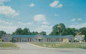 HELLAM , Pennsylvania , 1950-60s ; Becker's Motel ; Lincoln Highway