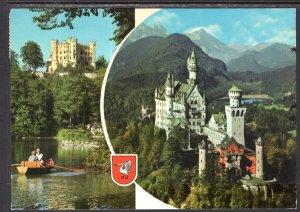 Schloss Hohenschangau,Switzerland BIN