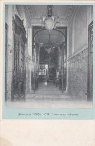 BRUXELLES Cecil Hotel Vestibule D;Entree , Belgium , 00-10s