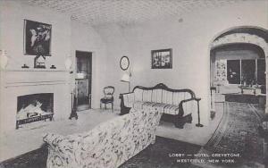 New York Westfield Lobby Hotel Greystone Artvue