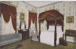 Tennessee Nashville Bedroom Of General Andrew Jackson