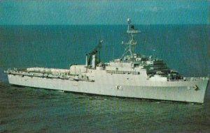 U S S DUBUQUE LPD-8