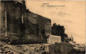 CPA Segovia San Pedro de los Picos SPAIN (744504)