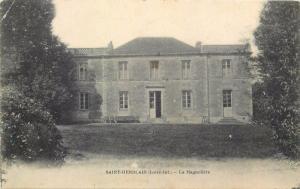France Saint Herblain - La Magnolière
