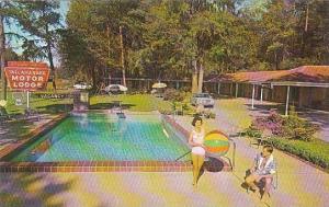 Florida Tallahassee Motor Lodge With Pool