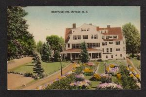 NH Shattuck Inn Hotel JAFFREY NEW HAMPSHIRE Postcard PC