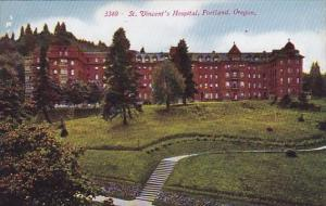 Oregon Portland Sant Vincents Hospital