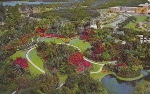 Florida Cypress Gardens Aerial Scene Of Floridas Fabulous
