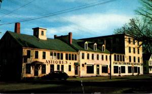 New Hampshire Milford Fitton's White Elephant Antique Shop