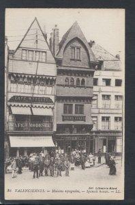 France Postcard - Valenciennes - Maisons Espagnoles - Spanish Houses    T10184