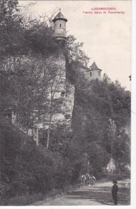 LUXEMBOURG, 1900-1910's; Partie Dans Le Neuenweg