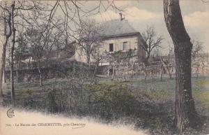 CHAMBERY, Savoie, France, 1900-1910's; La Maison Des Charmettes