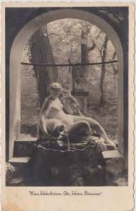 RP: Schonbrunn, Der, Schone Brunnen, Wien, Austria 1937