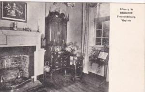 Virginia Fredericksburg Kenmore Home Of Betty Washington & Colonel Fieldi...