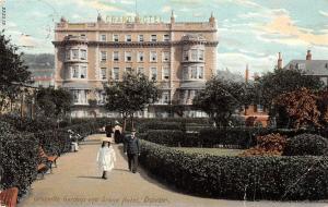 Granville Gardens and Grand Hotel Dover
